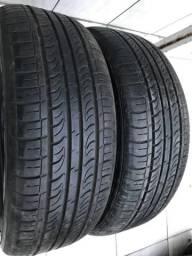 2 pneus 18 - 225/55/18 nexen semi novos l