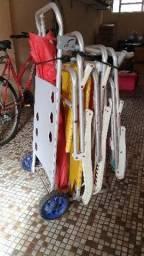 Kit carrinho praia