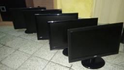 "Monitores Aoc 20""pl LED Widescreen full hd"