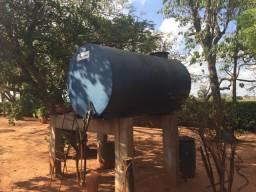 Tanque de óleo