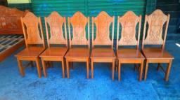 Mesa de 6 Cadeiras a pronta entrega