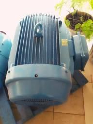 Motor eletrico 125 cv