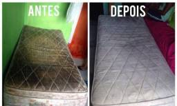 Lavagem, higienização e odorização de colchão a partir de 39,90 - 988483537