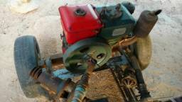 Motor yammar b8 diesel