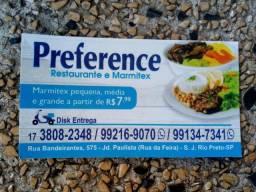 Restaurante & Marmitex