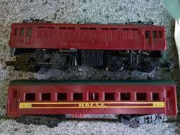 Trem Ferrorama XP600