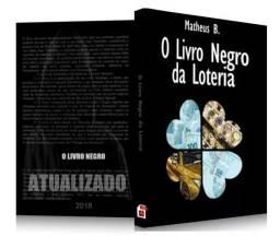 Super Lançamento -O Livro Negro Da Loteria
