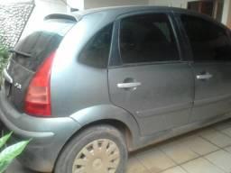Citroën c3 1.4 cinza - 2006