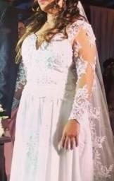 Vestido de noiva oportunidade