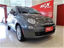 FIAT 500 CULT 1.4 MEC. EVO 8V (FLEX) IMP 2P 2012 - 2012