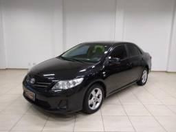 Toyota Corolla GLI 1.8 Automatico - Aceita troca e financia - 2012