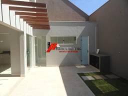 Casa nova lote inteirno no bairro Santo Agostinho - acabamento top