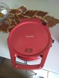 Grill Polishop Vermelho