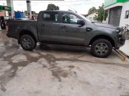 Ford ranger 17/18 xls cd 2.2 diesel manual 6 marchas 4x2 - 2018