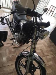 Moto de leilão - 2008