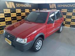 FIAT UNO 1.0 MPI MILLE WAY ECONOMY 8V FLEX 4P MANUAL - 2010