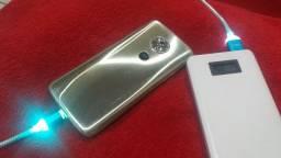 Motorola Moto G6 Play Dourado Dual Chip