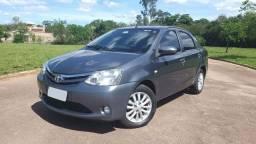 Toyota Etios XLS 1.5 2014 COMPLETO