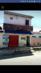 Vende 1 Vila com 4 casas mais 1 ponto comercial próximo da 96 fm e da farmácia do bira