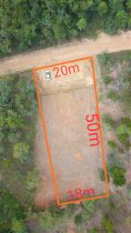 Terreno 20x50 em Bonito-MS