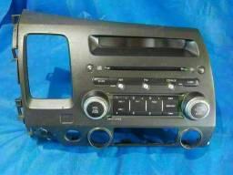 Som original MP3 New Civic modelo 2007 a  2011
