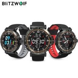 Blitzwolf BW-AT1 - Smartwatch - Novo na Caixa - Preto - 1 Unidade