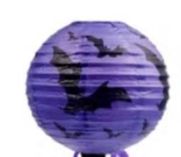 Balão lanterna de papel Halloween
