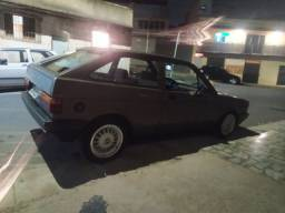 Gol GL monocromático Turbo 1987