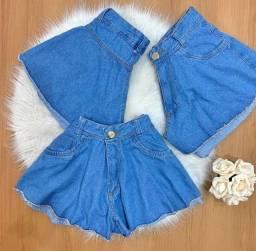 Short jeans godê