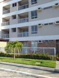 Apartamentom com 2/4 sendo 1 suíte na Barra Coqueiros