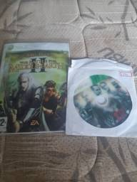 Jogo de Xbox paralelo