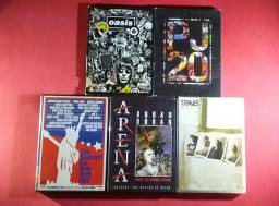 DVD'S OASIS - PEARL JAM - THE CONCERT FOR NEW YORK CITY - DURAN DURAN - TRAVIS