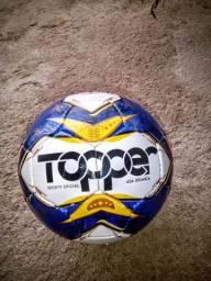 Bola de campo original da Topper (assa branca)