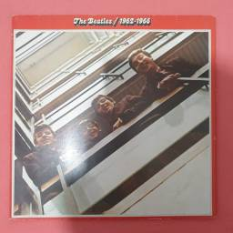 Lp The Beatles Álbum Duplo 1962/ 1966 Bom Estado
