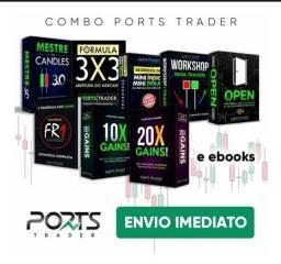 Cursos trader ports Trader
