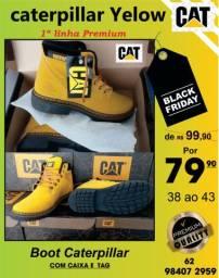 Bota Caterpillar Yellow Boot