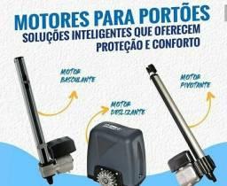 Manutenção e instalação e vendas de motores para portão automático