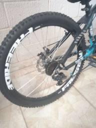 Troco em motorizada Bicicleta vikingx tuff 29 aro 26