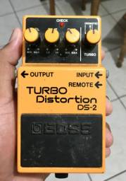 Pedal Distortion - Boss - DS2