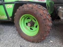 Rodas pneus Jeep gaiola rural Niva Suzuki