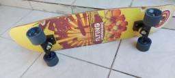Skate semi longboard pouco usado