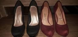Sapatos Vizzano e Bebece