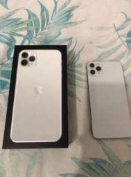 IPhone 11 Pro Max 256 completo com nota fiscal