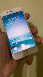 IPhone 7 128 Prata - COMO ZERO!!!
