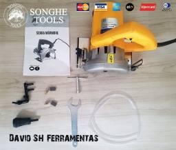 Serra Mármore 1200W Sh Profissional 110V Nova