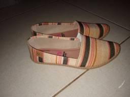 Sapato: numeração 37