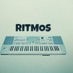 Ritmos & samples pra teclados
