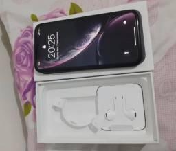 iPhone XR 64gigas preto, novo com garantia.