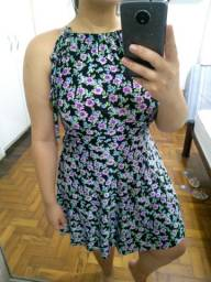 Vestido florido M