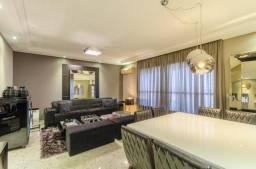 Apartamento à venda com 3 dormitórios em Cristo rei, Curitiba cod:AP0240